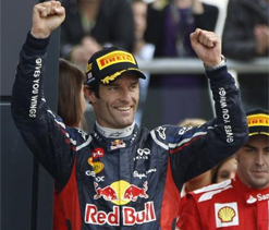Red Bull hungry for points in every race, says Webber