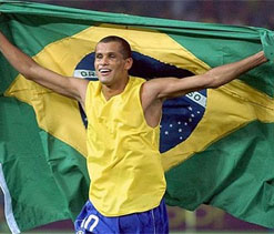 Brazil star Rivaldo considers retirement