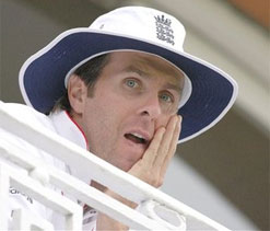 Indian tactics not in spirit of the game: Michael Vaughan