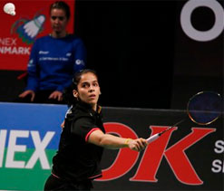 Saina Nehwal in quarters of French Open Super Series