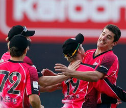 Champions League T20 2012: Sydney Sixers vs Titans – Preview