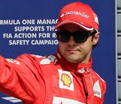 Massa desperate to erase the memories of 2011 Indian GP
