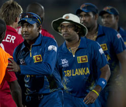 Jayawardene, Malinga rested for one-off T20 against NZ