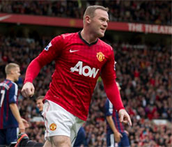 Anzhi will consider move for Manchester United`s Wayne Rooney, says Carlos