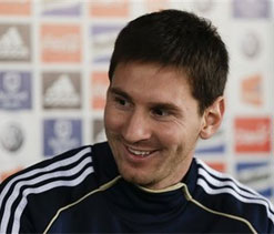 Soccer fans to design Messi`s new cleats