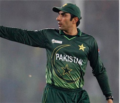 PCB retains Misbah and Hafeez as Test, ODI and T20 captain