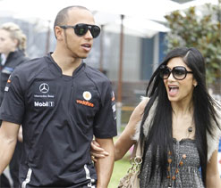 Dating Lewis Hamilton is challenging, says Nicole Scherzinger  