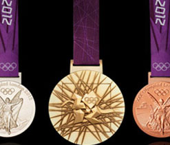 British Olympian gets stolen medal back in the mail