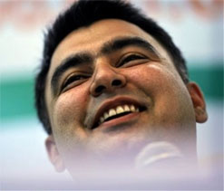 Gagan Narang to flag off Indian Grand Prix