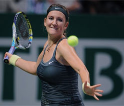 Victoria Azarenka secures No.1 ranking