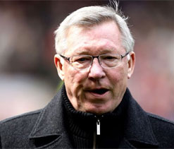 Fergie taunts Chelsea saying 'you're not as good as Jose Mourinho's team'!