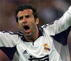 Portuguese legend Luis Figo to hit Goa soccer field on Nov 1