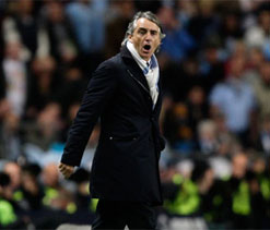 Mancini wants talks with City owners to resolve 'player power struggle'