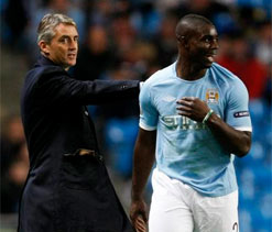 Richards injury presents Mancini with another defensive headache