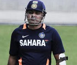 Net bowler unsettles rusty Sehwag at Delhi training session