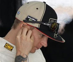 Raikkonen to stay at Lotus for 2013
