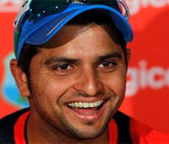I want to give some pain back to England: Raina