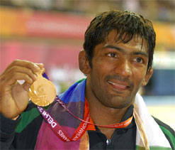 Grappler Yogeshwar gunning for World Championship medal