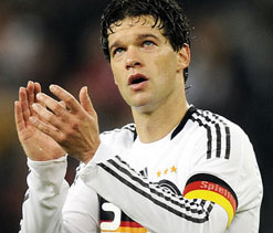 Former Germany captain Ballack retires