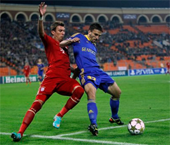 UEFA Champions League: Bayern Munich humbled by BATE Borisov