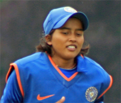 ICC Women's T20 WC: Bisht shines with hat-trick in India`s play-off win