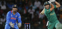 ICC Twenty20 World Cup 2012: Faf du Plessis sends India packing