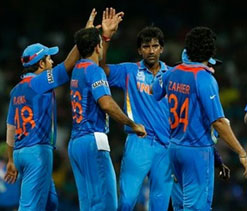 India move to 2nd in ICC T20 team rankings