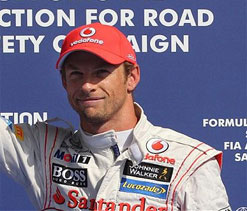 Button to run 6 laps of Abu Dhabi's Yas Marina F1 track in bid to train for December marathon