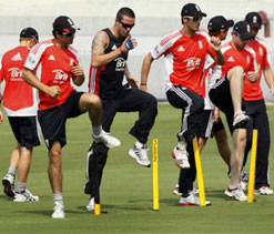 England to play Haryana in its final tour game before Tests