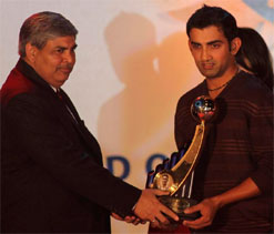 BCCI to present awards to cricketers on Nov. 21