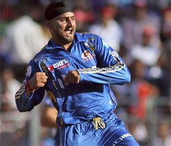 Harbhajan's future with Mumbai Indians in doubt
