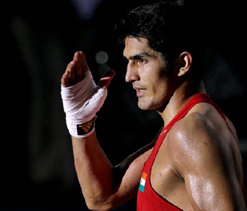 Vijender gears up for national camp