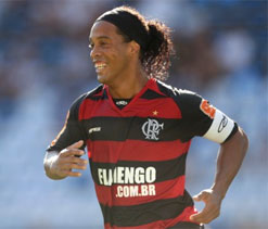 Ronaldinho not looking for revenge against Flamengo