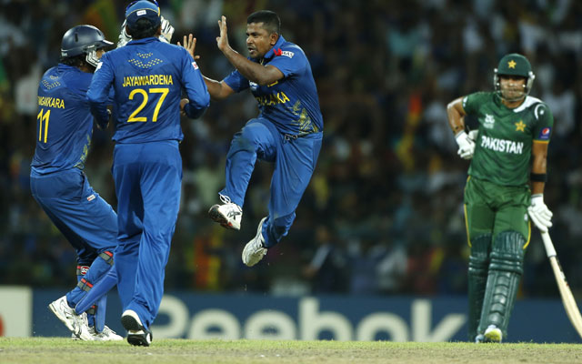 ICC T20 World Cup semi-final: Sri Lanka vs Pakistan-As it happened...