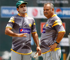 ICC T20 World Cup 2012: Pak exit trigger `sack coach, captain` calls