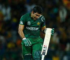 WT20: Umar Akmal fined for breach of ICC Code of Conduct