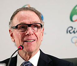 Nuzman re-elected as Brazil`s Olympic chief