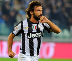 Pirlo still wants to play for Italy, says coach