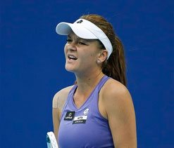 Li Na books last place at WTA Championships