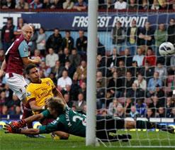 Arsenal beat West Ham 3-1