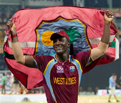 ICC T20 World Cup: Sammy dedicates World T20 triumph to West Indian fans