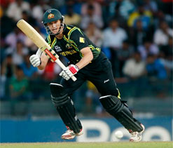 George Bailey keen to continue 'captaining' Australian team