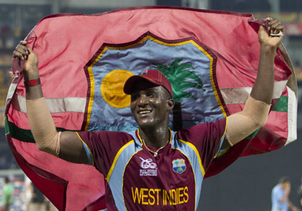 We`re not just trying to compete anymore: Darren Sammy