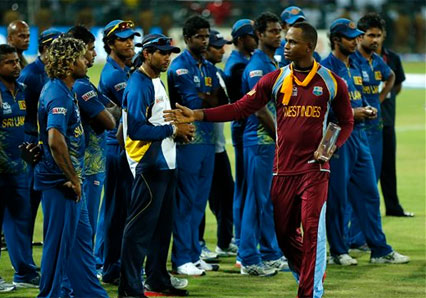 WT20 Final: Sri Lanka vs West Indies – Statistical highlights