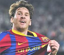 Barca coach Vilanova says 'best footballer' Messi has no limits