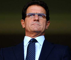 Fabio Capello finding life tough in Russia