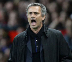 We are not in this competition to have a laugh: Mourinho