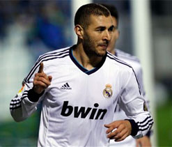 I`ve spent more time on the bench than on the pitch: Karim Benzema