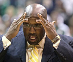 LA Lakers sack coach Mike Brown