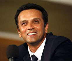 Sons are now Rahul Dravid`s critics